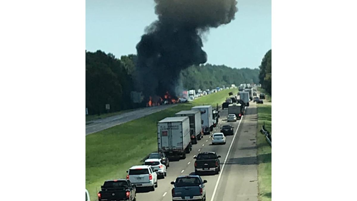 Photo courtesy Louisiana State Police