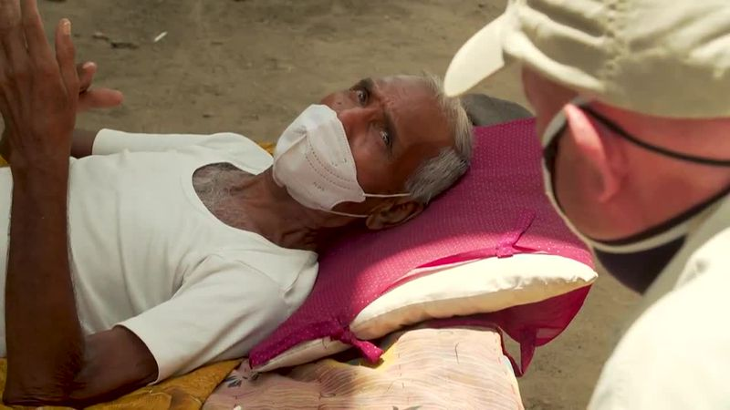 India's devastating second wave shows no sign of breaking as it spreads fast into rural areas.