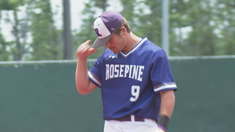 The Rosepine Eagles sealed their spot in the Class 2A State Title game after blasting past...