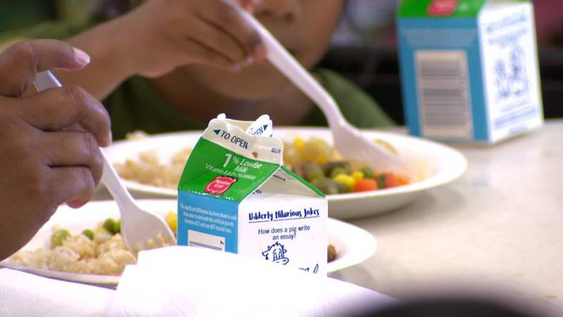 More than 500 thousand kids across Louisiana benefit from free and reduced-cost meals at schools