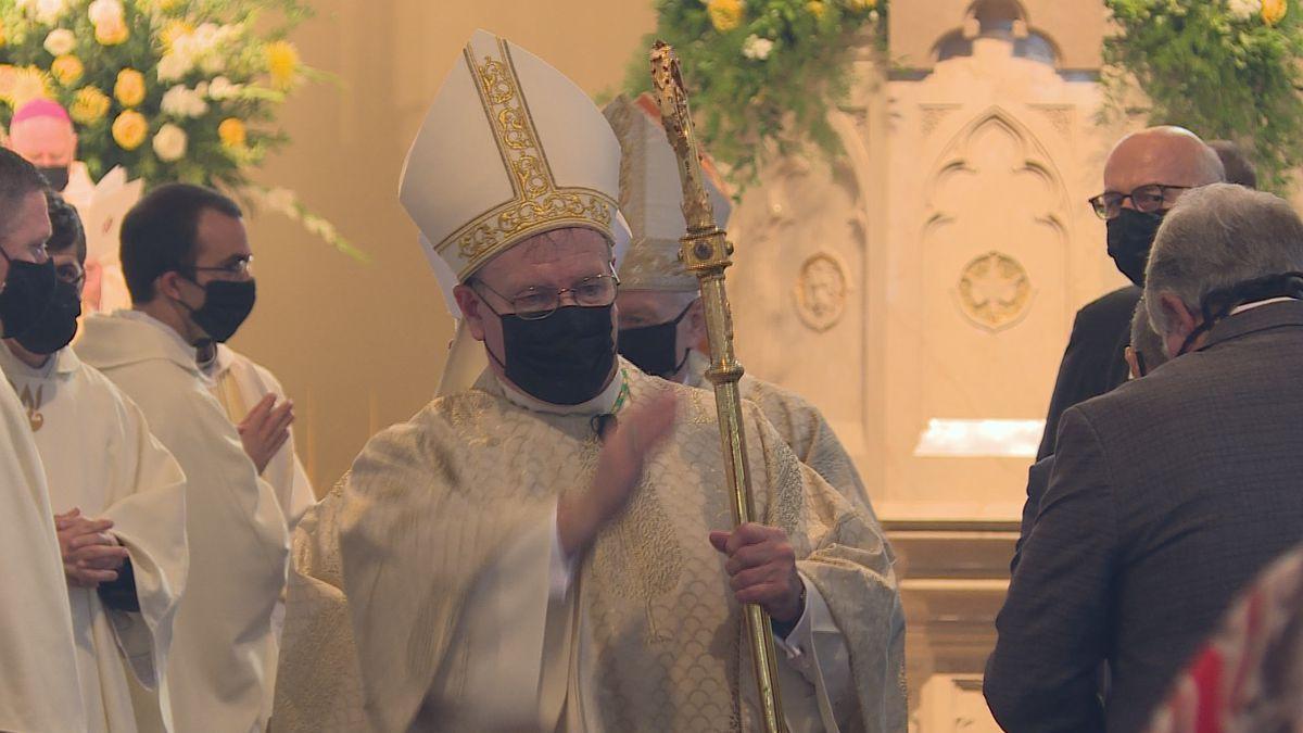 Bishop Robert Marshall Jr.