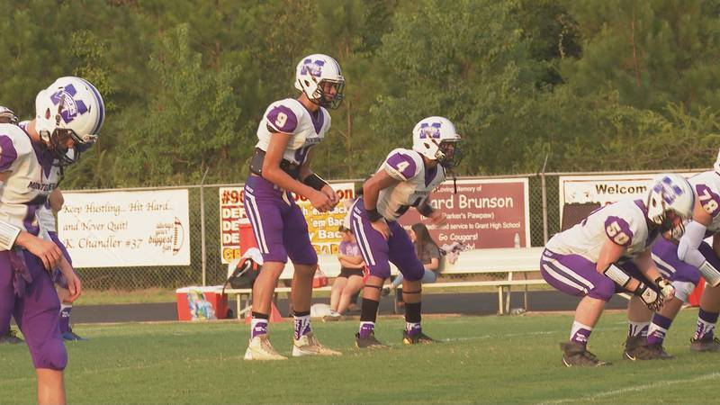 Montgomery picks up first win of 2021 after their opponent forfeited their Week 3 game due to...