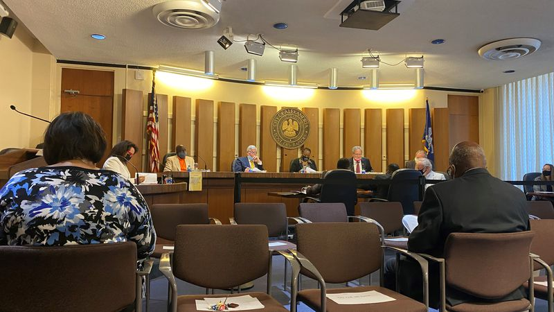 At Tuesday's Alexandria City Council meeting, the council voted 4 to 3 to not enter contracts...