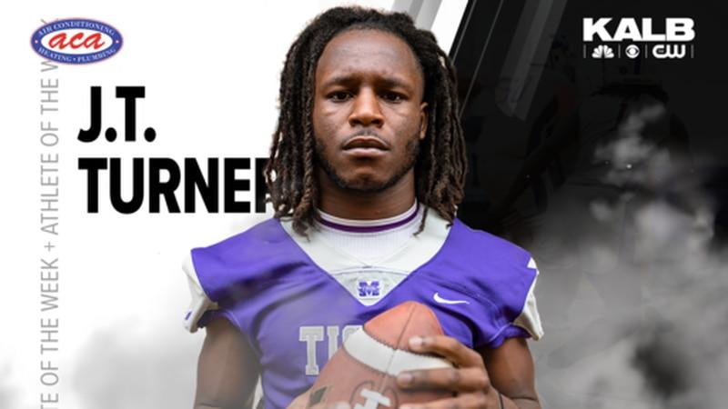 Meet this week's ACA Athlete of the Week from Montgomery: J.T. Turner!