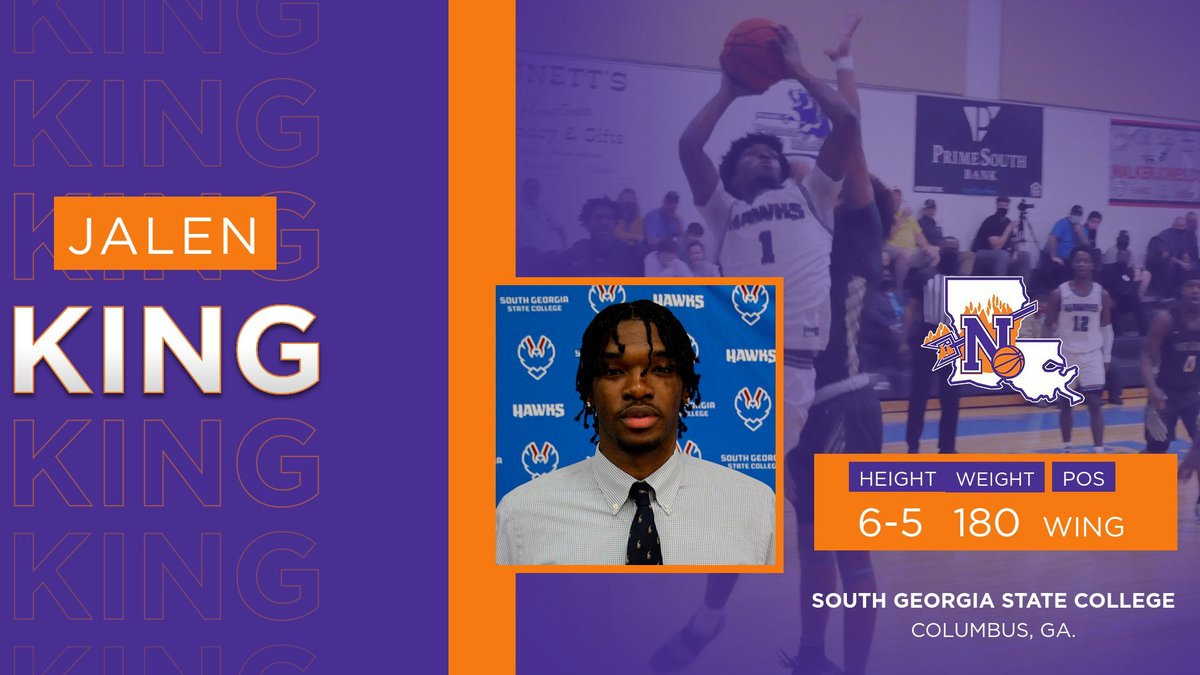The Northwestern State men's basketball signing class grew to five members as the Demons inked...