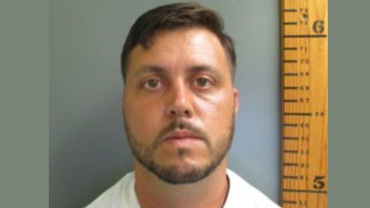 TEACHER/COACH ARRESTED: Phillip Luke Hall, 29, of Many, is free on bond after having been...