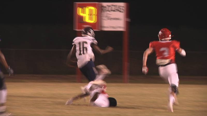Sampson's TD run against Bunkie earns Play of the Week honors