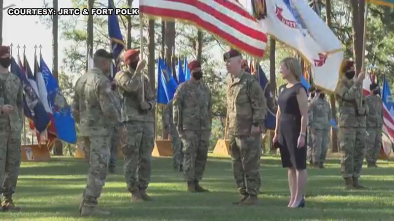 Major General (MG) Patrick D. Frank will be leaving Fort Polk and headed to MacDill Airforce...