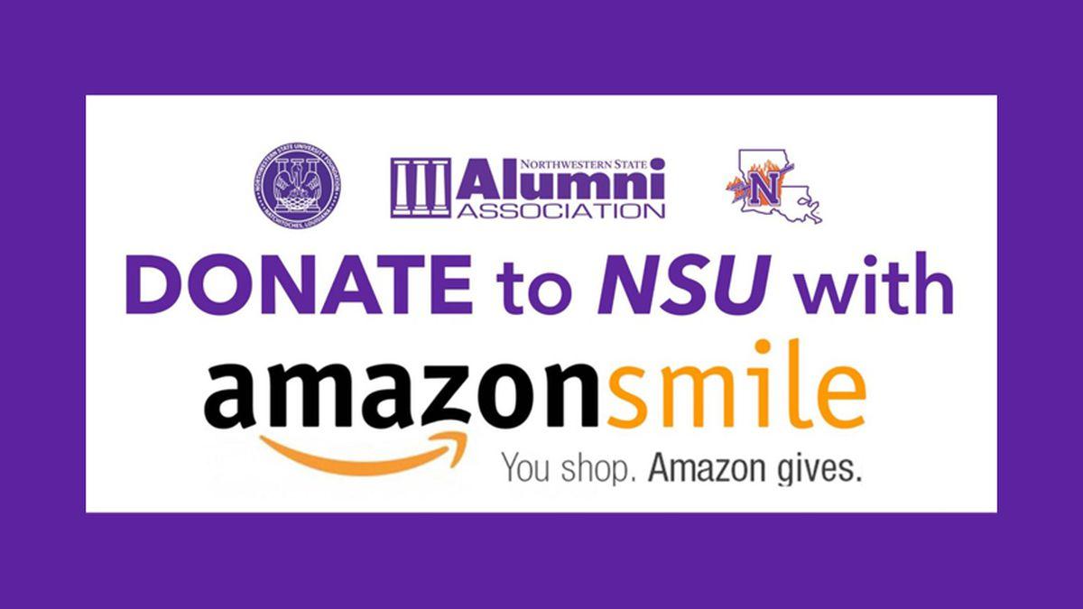 Donate to NSU with AmazonSmile