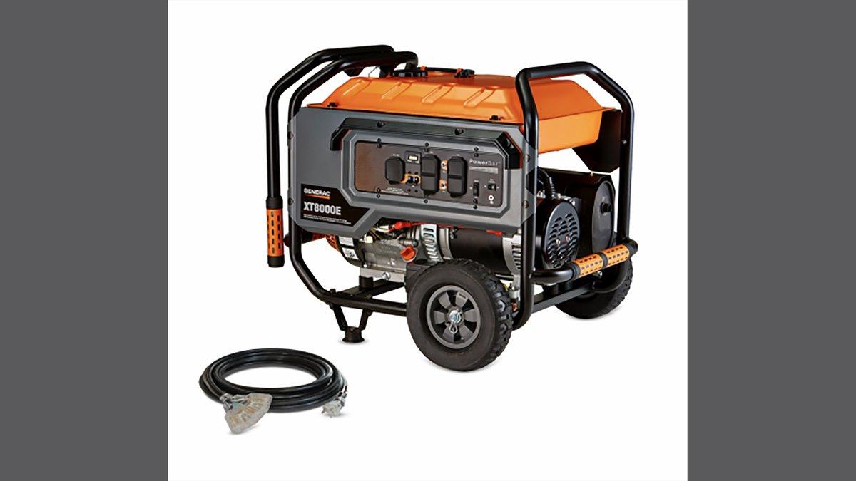 Generac® XT8000E Generator