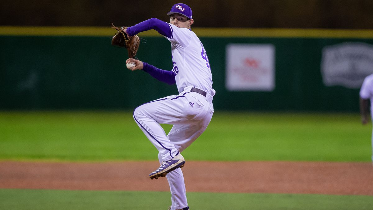 Photo: Johnathan Harmon and the Demons open a four-game series with Lamar on Friday night.