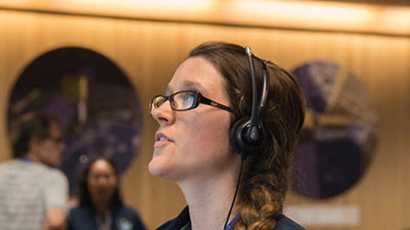Jessica Juneau Clark is a Pineville native working at NASA's Jet Propulsion Laboratory.
