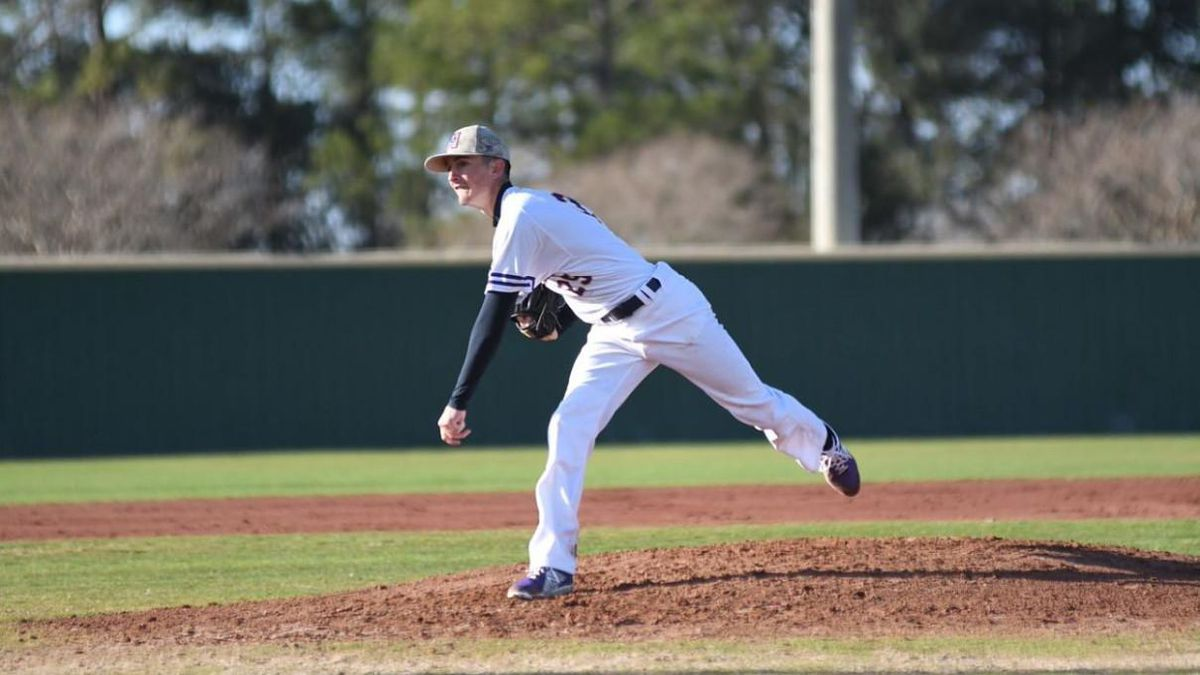 Timely hitting and strong pitching against a potent lineup led the LSUA baseball team to a...