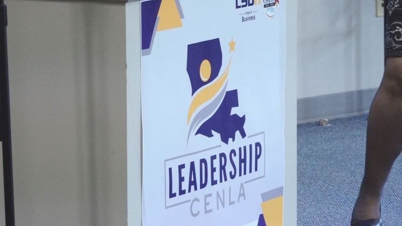 """The first of eight """"Leadership CenLA"""" sessions kicked off on April 29."""