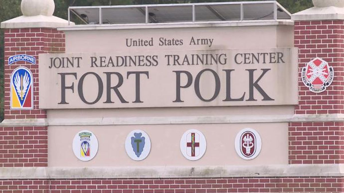 Emergency teams responded to the 1-5 Aviation Battalion, a Fort Polk based unit. (Source: KALB)