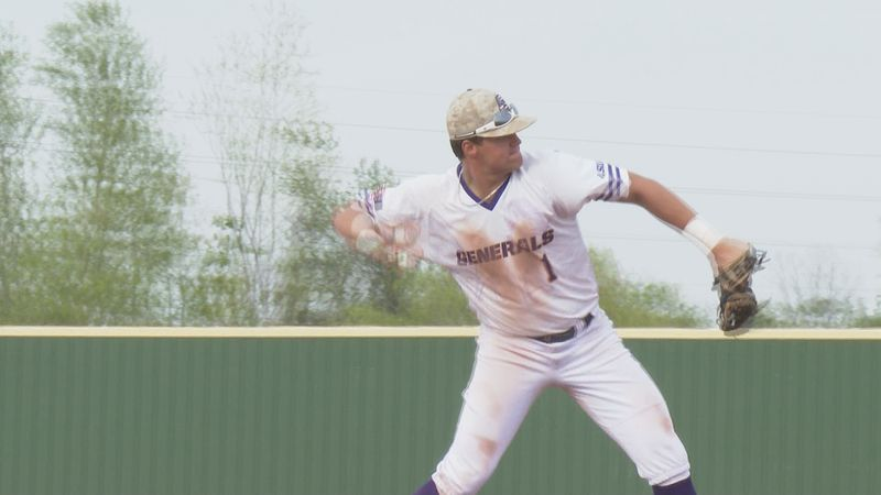 LSUA falls in second double header against Our Lady of the Lake.