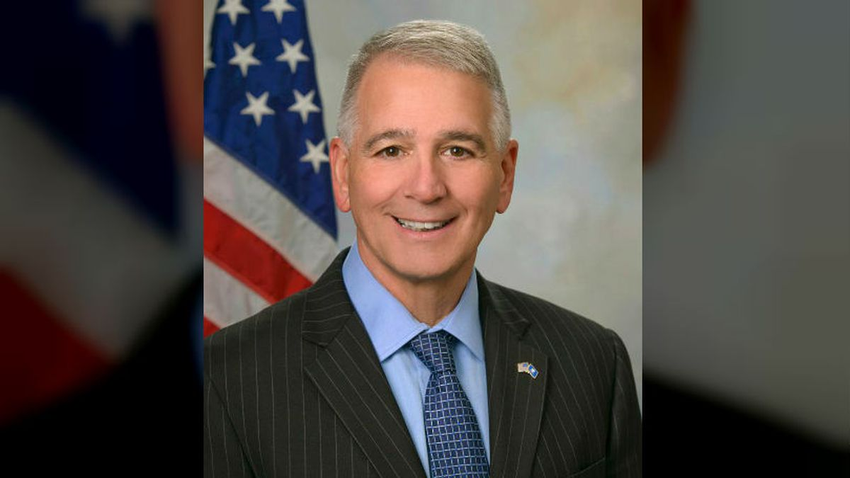 Congressman Ralph Abraham (R-Alto)