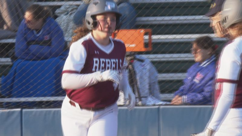 Pineville set the tone with five runs in the first inning, making it difficult for the Chiefs...