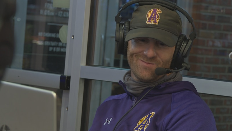 ASH head coach Thomas Bachman has waited his whole life to coach in the big game.