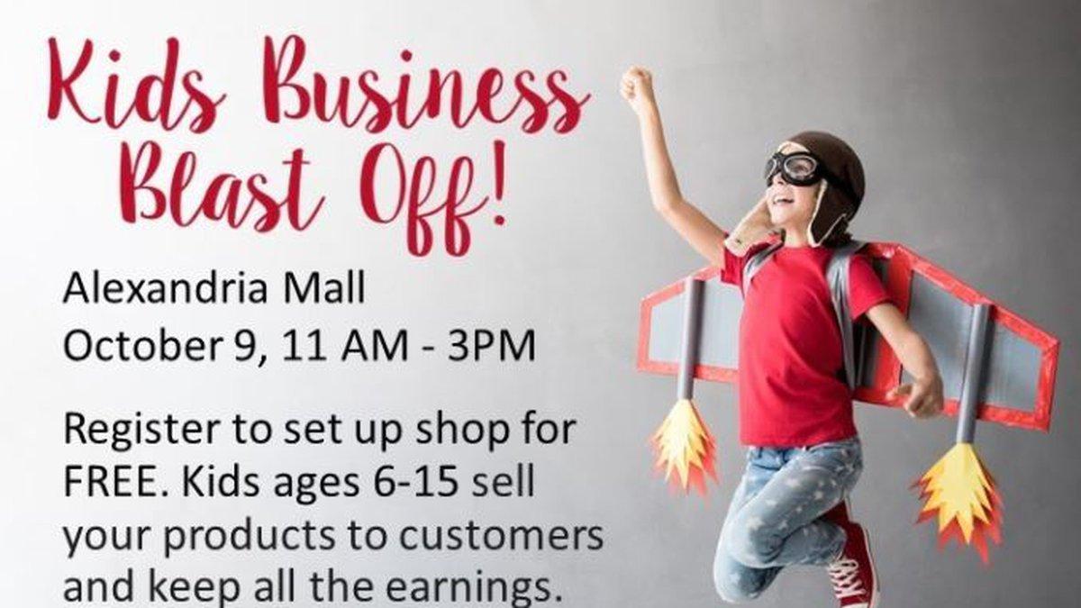 Kids Business Blast Off