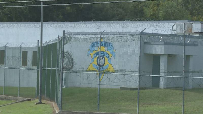 Five inmates escaped from the Marksville Jail on Sept. 27, 2021.