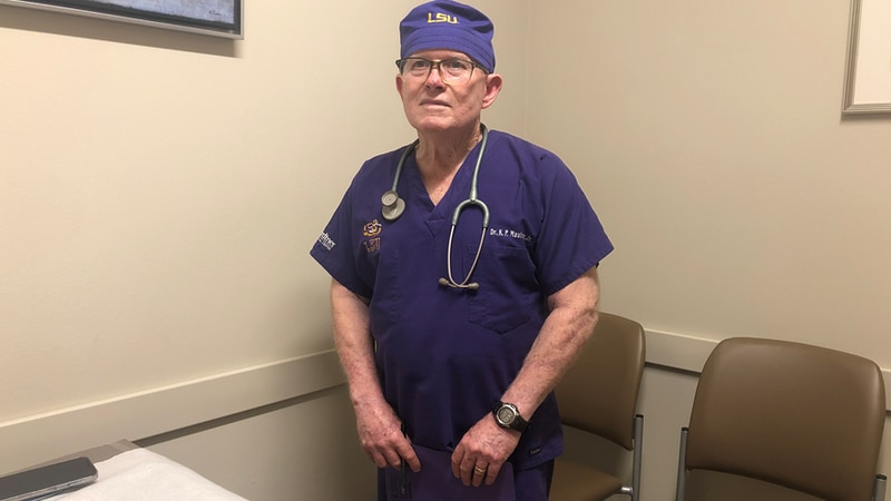 Well-known Olla physician Dr. Kenneth Mauterer is retiring.
