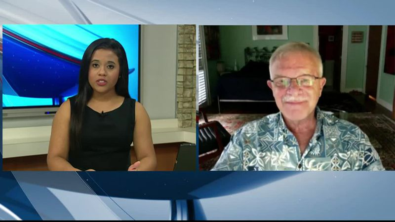 Dr. Holcombe provides an update on the possibility of shelters being opened under Covid-19...