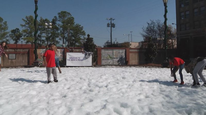 FILE PHOTO: Locals enjoy a snow day at a previous Alexandria WinterFete