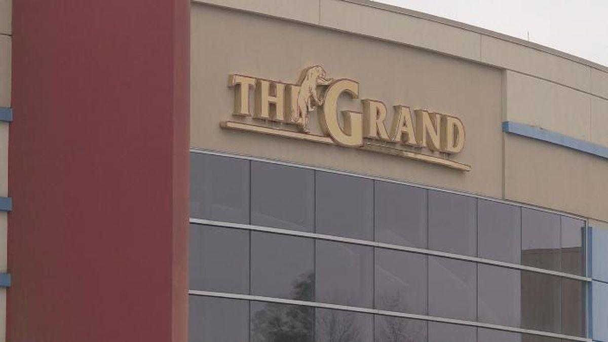 The Grand Theatre in Alexandria.