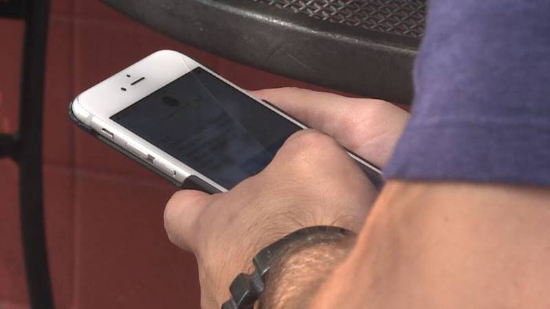 Phone outages have been reported over many areas.