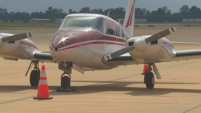 Million Air facility at England Airpark in Alexandria, La.