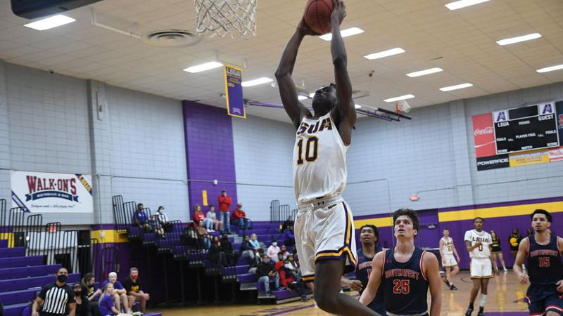 For the seventh consecutive season, the LSUA men's basketball team will be a part of the NAIA...