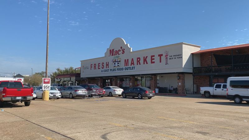 """""""It's been heavy this week,"""" Dajasha Ware, an assistant manager at Mac's Fresh Market, said...."""
