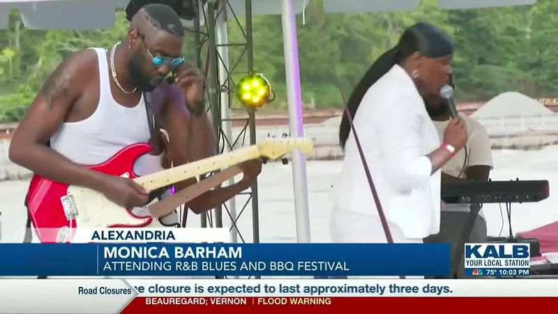 Brian McKnight headlined the 2021 R&B Blues and Barbecue Festival. Excited fans waited hours to...