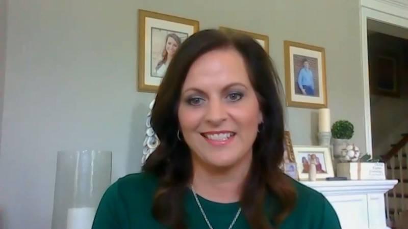 Karen Robertson, West Leesville Elementary School's principal.