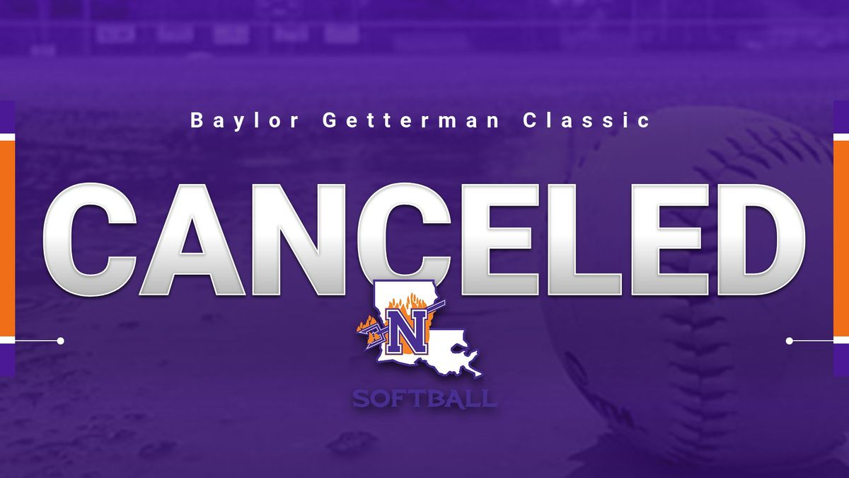 For the second consecutive weekend, the Northwestern State softball team's weekend tournament...
