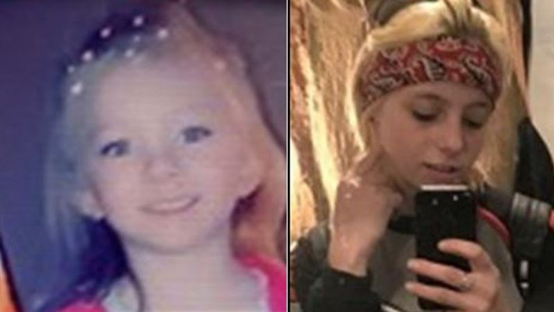 Authorities said an Amber Alert issued for a 4-year-old girl has been canceled.