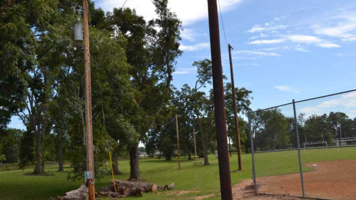 City of Alexandria making improvements to local parks.
