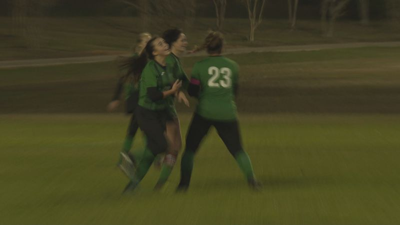 The Grace Christian Warriors soccer program has been dominating this season in Division IV....