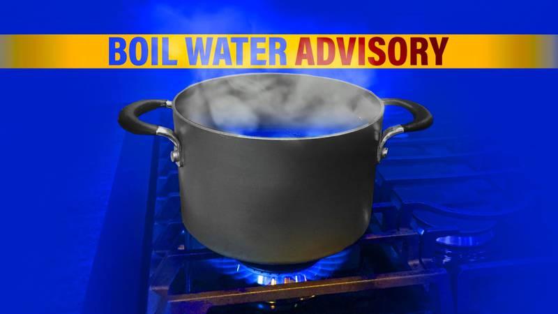 Boil Advisory Graphic