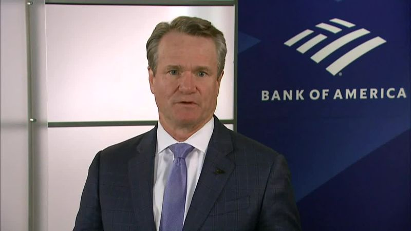 An interview with Bank of America CEO Brian Moynihan.