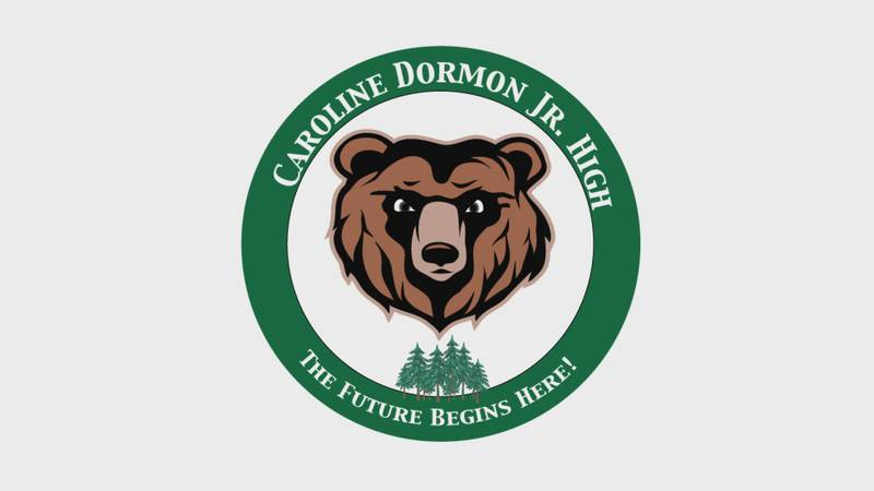 Caroline Dormon Junior High School Logo