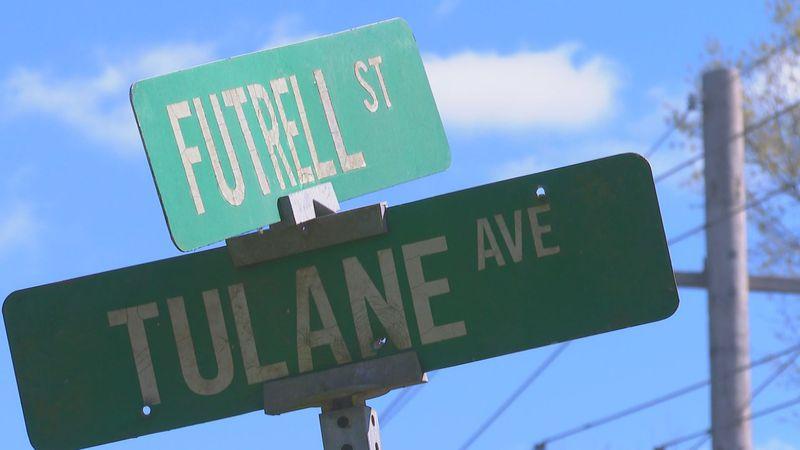 Tulane Avenue