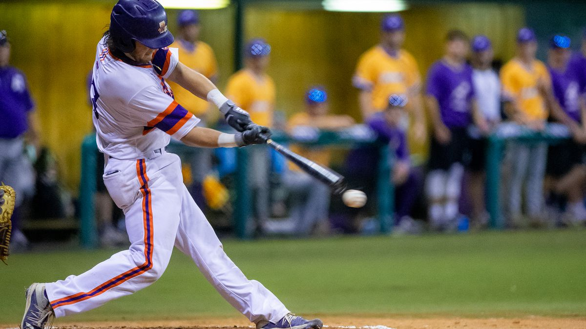 Marshall Skinner tied a career high with three hits in Friday's loss to Houston Baptist.
