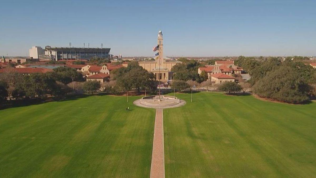 LSU campus