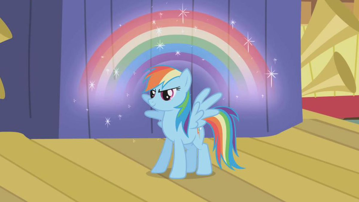 "Saturday's episode of ""My Little Pony: Friendship is Magic"" introduces a same-sex couple."