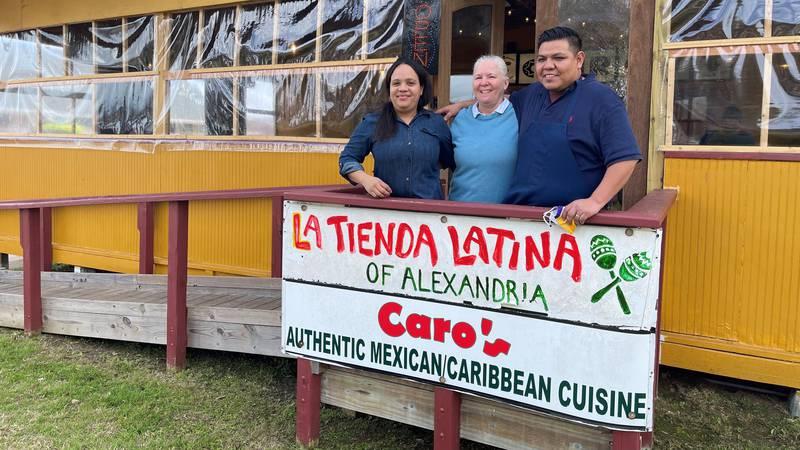 Caro's Authentic Mexican/Caribbean Cuisine in Alexandria, La.