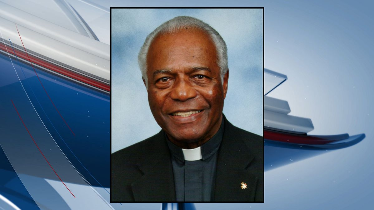Fr. August Thompson passed away on August 11. (The Diocese of Alexandria)